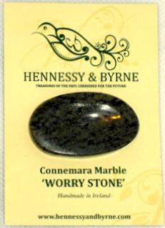 Connemara Marble Worry Stone